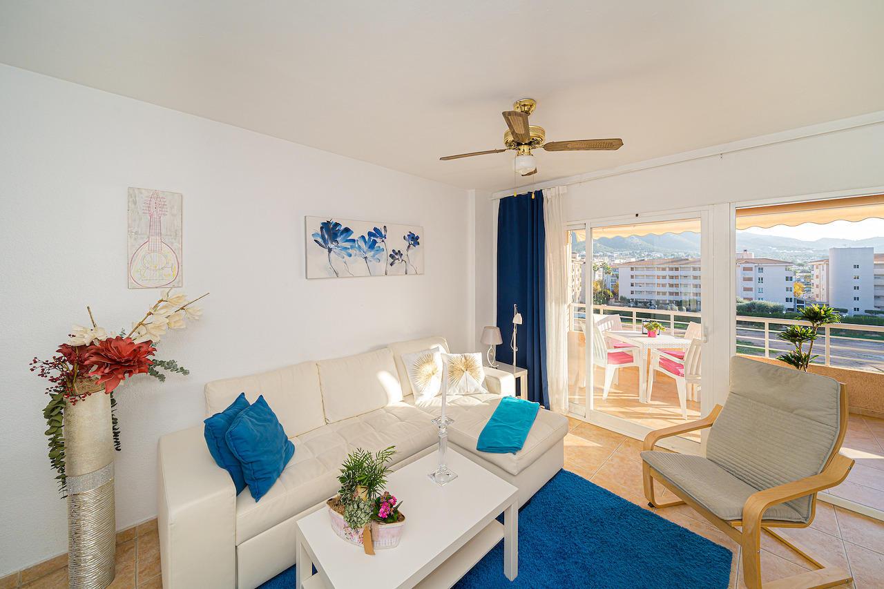 Apartamento -                                       Playa De Albir -                                       1 dormitorios -                                       3 ocupantes