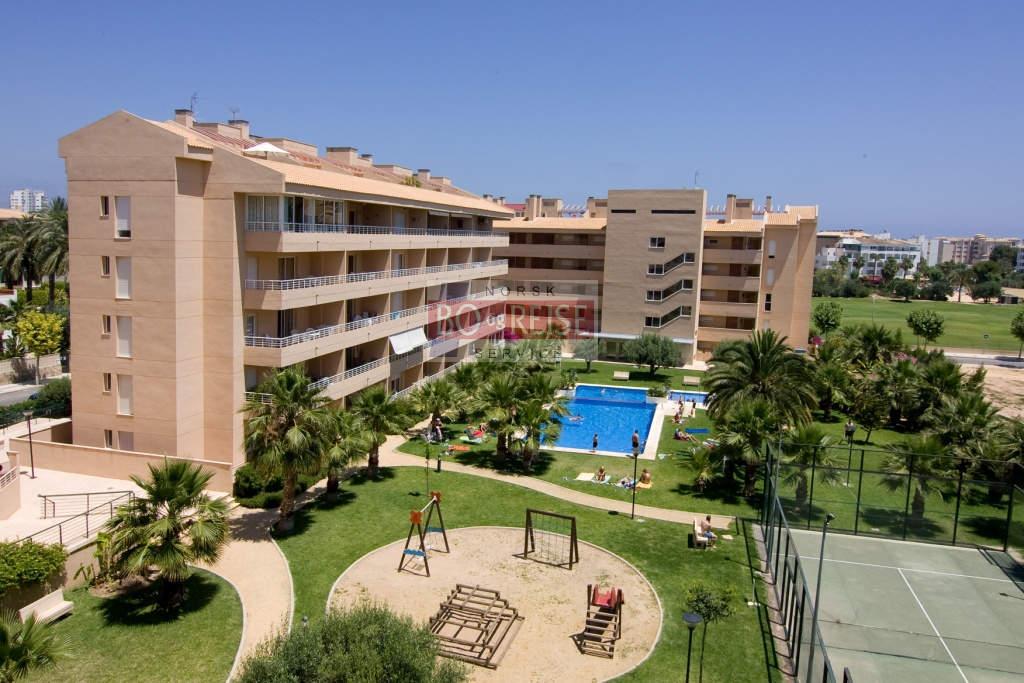 Apartamento -                                       Playa De Albir -                                       1 dormitorios -                                       2 ocupantes