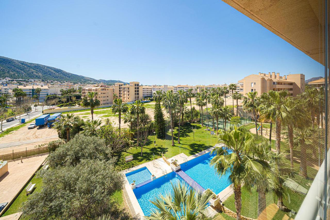Atico -                                       Playa De Albir -                                       2 dormitorios -                                       4 ocupantes