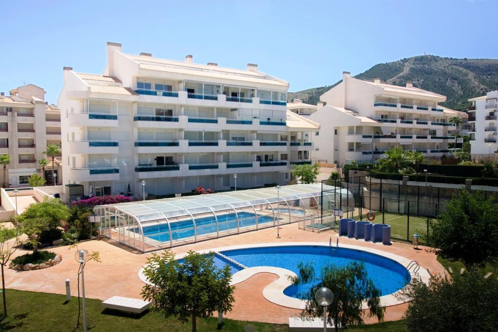 Atico -                                       Playa De Albir -                                       3 dormitorios -                                       6 ocupantes