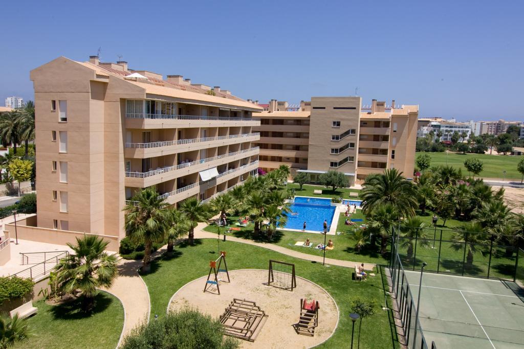 Apartamento -                                       Playa De Albir -                                       3 dormitorios -                                       6 ocupantes